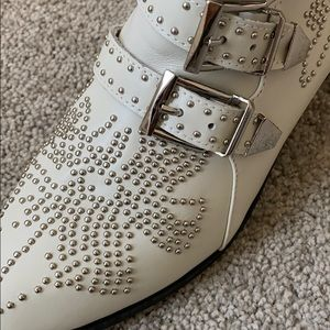 Shoes - NWT *DUPE* Chloe Susanna Stud Buckle Booties